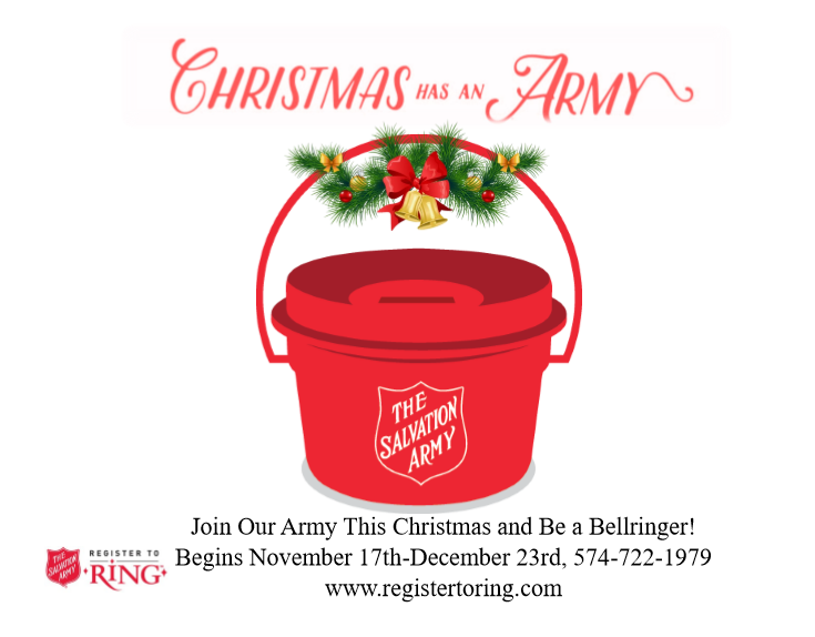 Salvation Army Bell Ringers - Logansport