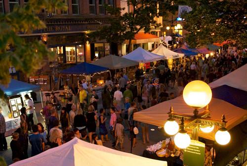 Marketfest @ Baker St